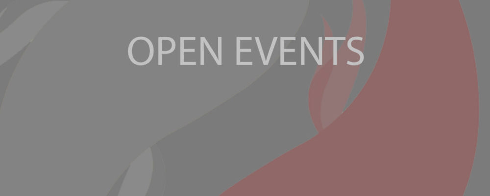 Open Events