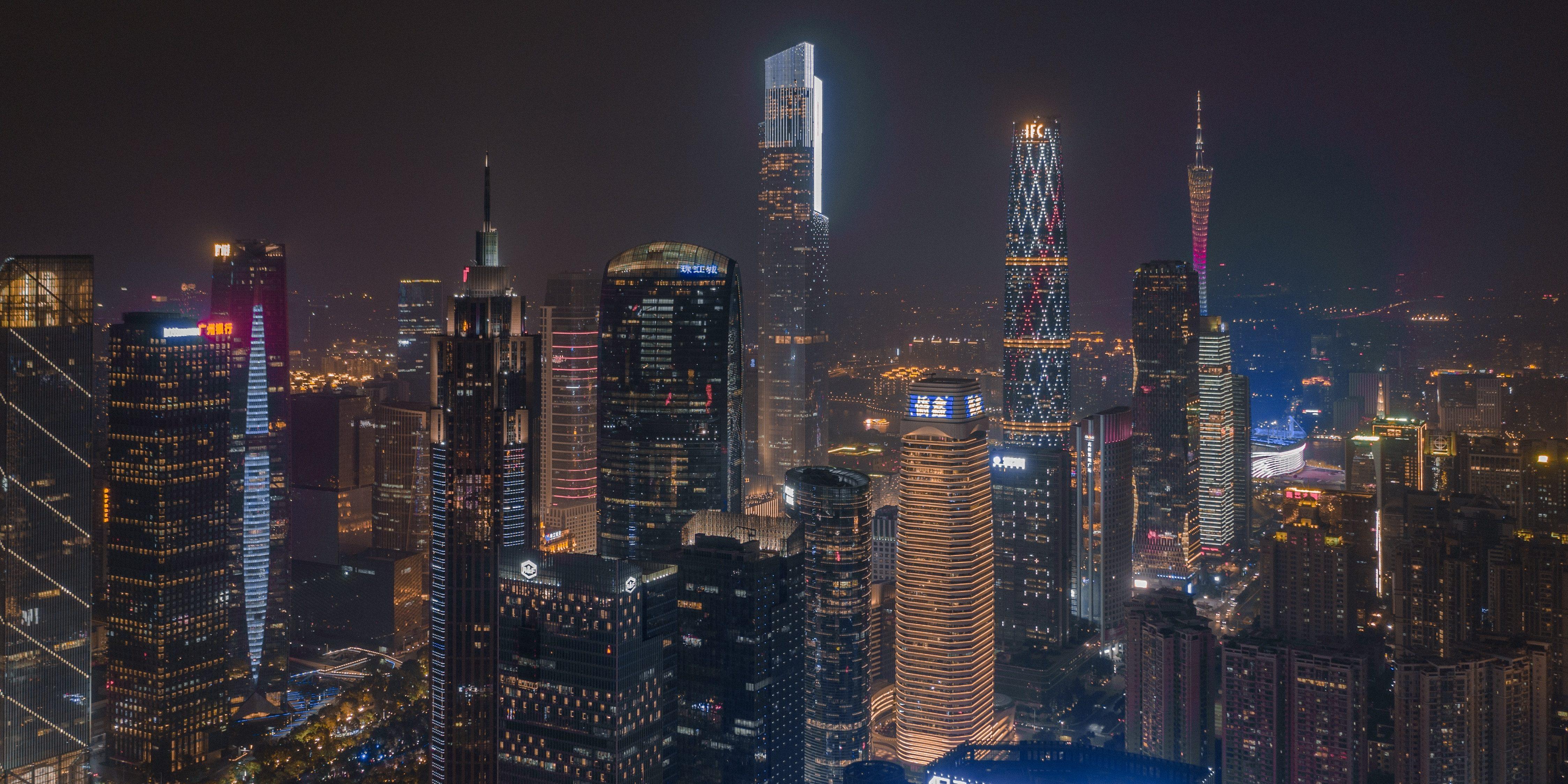 Guangdong Development Plan