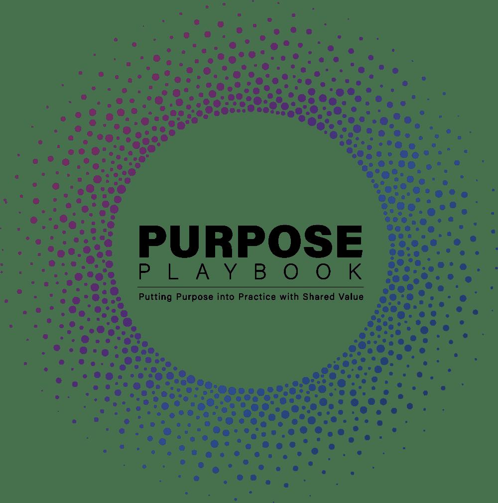 Purpose Playbook logo EN