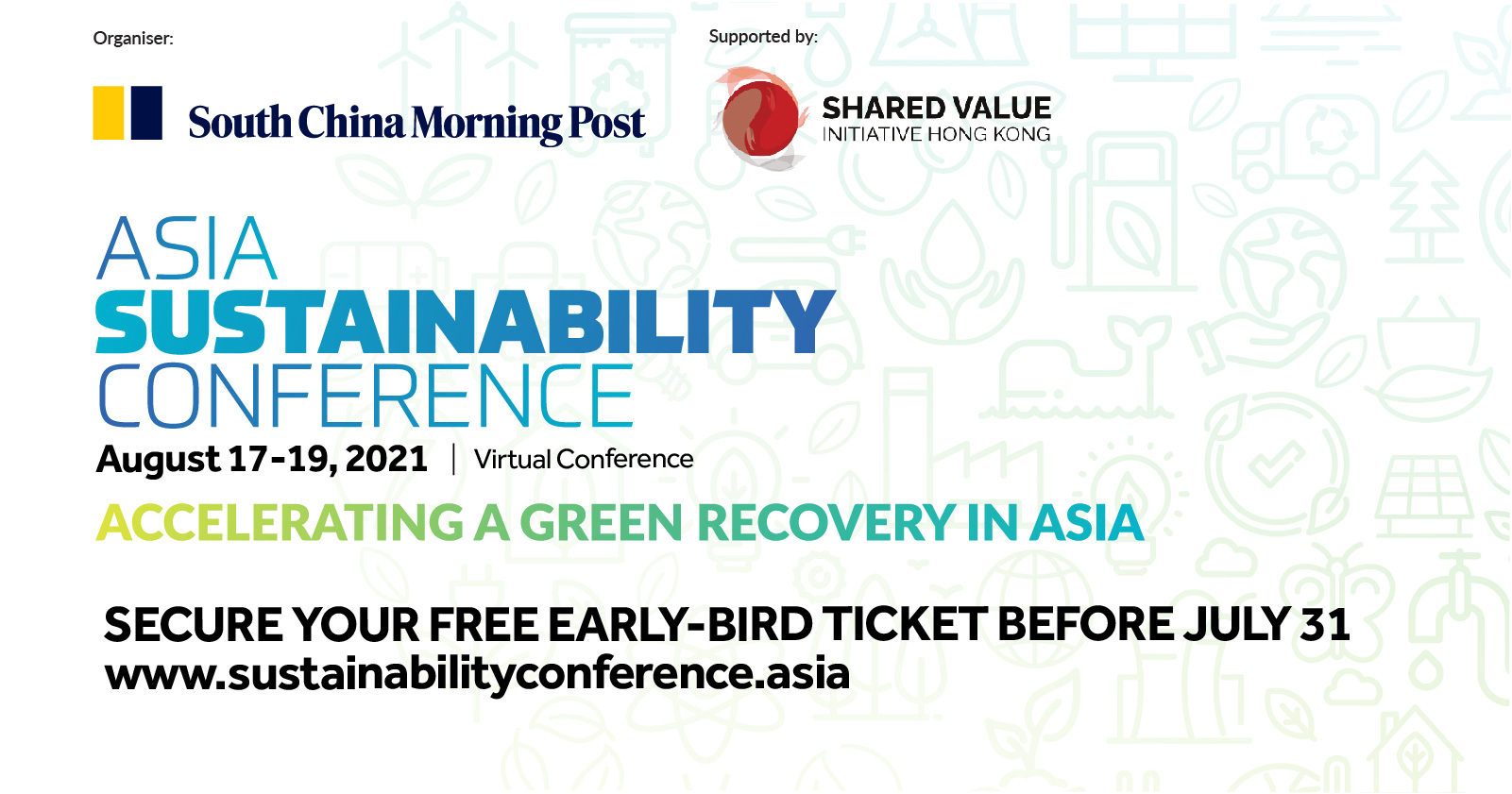SCMP Asia Sustainability Conference